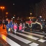 Lichtjesoptocht, WinterFeest Barendrecht 2014