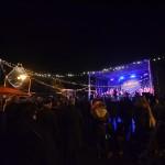 Lichtjesoptocht en kerstvolkszang, Winterfeest Barendrecht 2014