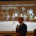 Nieuwe crossbaan op sportpark de Doorbraak beste optie voor Fietscrossclub Barendrecht