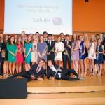 Mooie diplomeringen op Calvijn Groene Hart, Barendrecht
