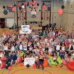 Volleybalclub CVV Spirit viert 50-jarig bestaan!
