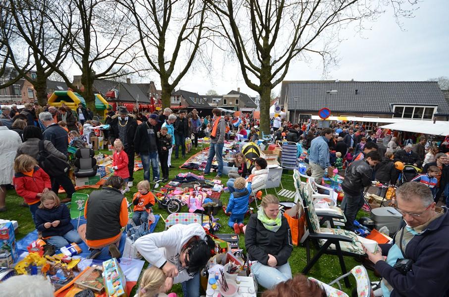 Programma Koningsdag 2014 in Barendrecht – BarendrechtNU.nl