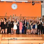 Diploma uitreiking voor 45 VWO leerlingen Calvijn Groene Hart