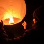 Oplaten wensballon