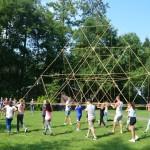 Geen toren te hoog voor nieuwe brugklassers van Dalton Lyceum Barendrecht