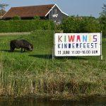 11 juni: Veel activiteiten tijdens Kiwanis Kinderfeest bij De Kleine Duiker