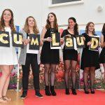 Zes jongedames cum laude geslaagd op de Focus Beroepsacademie
