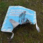 Foto's: Vuurwerkschade en vernielingen oudjaarsdag Barendrecht 2014-2015