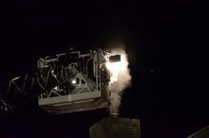 Schoorsteenbrand in woning aan de Schalker-Akker in Barendrecht (Carnisselande)