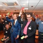Sportclubs winnen allemaal: Kennis en ideeën delen tijdens Sportcafé Barendrecht