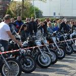Motorrit voor het goede doel op Hemelvaartsdag in Barendrecht
