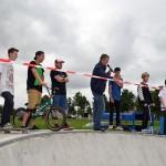 Opening en wedstrijden op vernieuwende skatebaan Henry Dunantlaan in Barendrecht