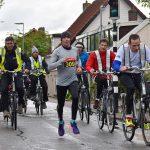 Eerste Roparunteams door Barendrecht: 300+ teams onderweg