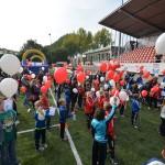 Officiële opening nieuwe tribune BVV Barendrecht (Sportpark de Bongerd, Barendrecht)