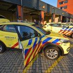 Vier nieuwe Rapid Responder voertuigen op ambulancepost Breslau