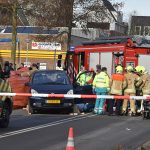 68-jarige vrouw zwaargewond bij aanrijding op 2e Barendrechtseweg
