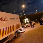 Evacuatie van Thalys te langzaam en niet volgens afspraak (Spoortunnel, Barendrecht)