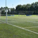 Voetbalveld op sportpark De Bongerd (BVV Barendrecht)