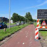 Omleidingsroutes voor auto, bus en fietsverkeer tijdens werkzaamheden Henry Dunantlaan