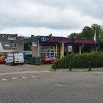 Garagebedrijf M. van der Jagt, Lindehoevelaan, Barendrecht