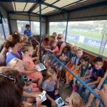 Veel kinderactiviteiten bij drukbezochte Zuidpolderdag Barendrecht 2015
