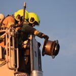 Brandweer gealarmeerd voor schoorsteenbrand aan Bartokplantsoen