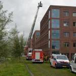Melding gebouwbrand Maasstad Ziekenhuis Rotterdam