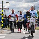 Taxusinzameling voor het goede doel: Donatie aan BAR-Runners