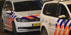 Politieauto, Barendrecht