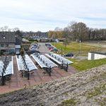Locatie Stationstuin (Oude Zwembadlocatie) bij het NS Station van Barendrecht