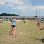 Softbaltoernooi sportklassen Calvijn Groene Hart