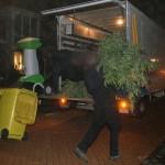 Hennepkwekerij ontmanteld in woning aan de Catharinapolder in Barendrecht