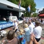 15:00 - 15:30 (Dorpsstraat/Doormanplein), Roparun Doorkomst Barendrecht 2014