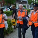Preventieactie woning- en autoinbraak en hennepteelt in Vrijenburg en Vrijheidsakker (Barendrecht)