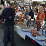 Kunstmarkt op Binnenhof en in gemeentehuis Barendrecht