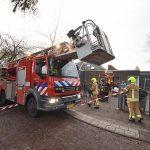 Veilige intocht voor de Sint bij CBS De Ark dankzij hulp van brandweer