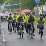 Doorkomst Roparun Barendrecht (Foto's 12:00 - 13:00)