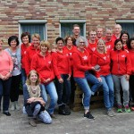 Inspirerende lunch voor Roparun team bij De Elf Ranken in Barendrecht