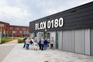 Jongerencentrum BLOK0180, MFA Zichtwei, Barendrecht