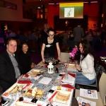 Benefiet Dinnershow haalt €1.500 op voor Roparun team Kippenrenners