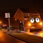 Fietser gewond aan hoofd na val aan de Binnenlandse Baan in Barendrecht