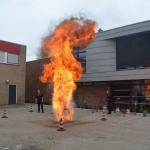 Open huis in nieuwe kazerne Brandweer Barendrecht