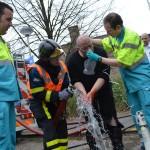 Brandweerwedstrijd: Brandstichtende maniak in schoolgebouw Hoeksteen aan de Kruidentuin
