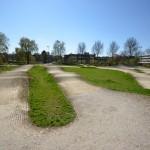Fietscrossbaan van Fietscrossclub Barendrecht