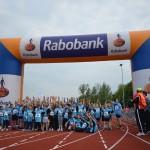 Groepsfoto's basisscholen, Scholenkampioenschappen 2013 in Barendrecht (Sportpark de Bongerd)