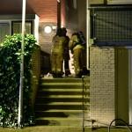 Brandje aan de Piet Heinstraat snel opgemerkt door rookmelder (Barendrecht)