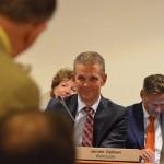 Video: Afscheid wethouder Jeroen Gebben in gemeenteraad Barendrecht