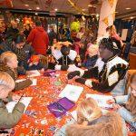 Op bezoek bij Sinterklaas en Zwarte Piet in het Sinterklaashuis Carnisse Veste