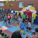 Circus en feestavond voor viering van 15-jarig bestaan De Zeppelin (Basisschool, Barendrecht)