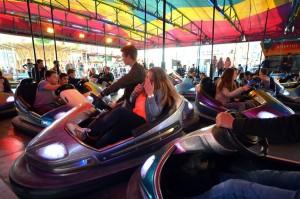 Drukte op eerste Eurodag van de kermis in Barendrecht